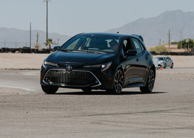 Toyota Avalon / Corolla Hatchback Training Event