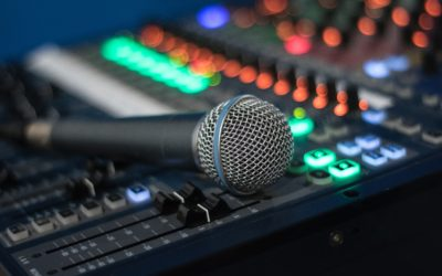 The Right Microphone for Your Presentation